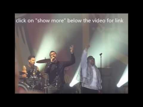 "Serj Tankian joined Prophets of Rage in Germany tribute to Chris Cornell ""Like A Stone"""