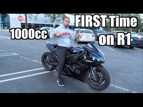 download My First time riding a YAMAHA R1! | Super-Set exercises for CHEST