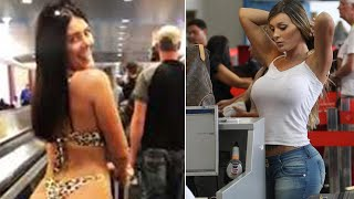 15 CRAZIEST AIRPORT ENCOUNTERS
