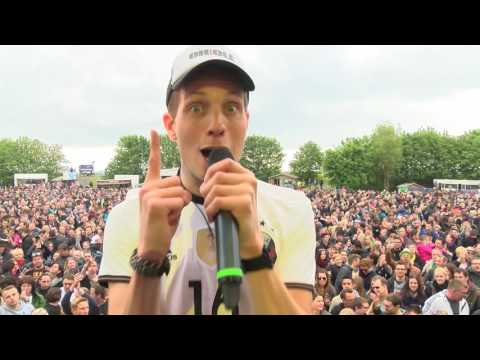"Axel Fischer: ""Oh #Deutschland Olé (Champs-Elysées)"" I #EM -Hit 2016 I offizieller Videoclip I HD"
