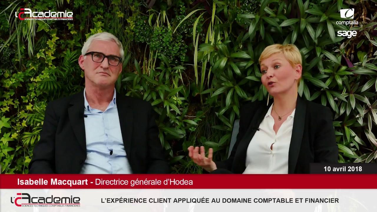 Les Entretiens de l'Académie : Christophe Chaptal de Chanteloup et Isabelle Macquart