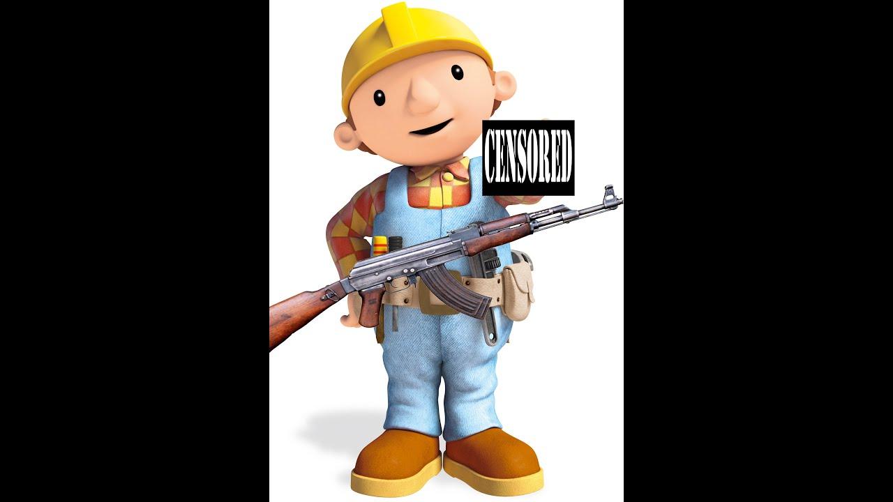 Evil Bob The Builder - YouTube