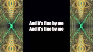 Baixar CHRIS BROWN- FINE BY ME LYRICS ON SCREEN