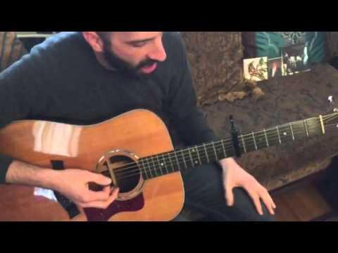 matthew austin cobb farinelli demonstrating -bile dem cabbage down- on guitar
