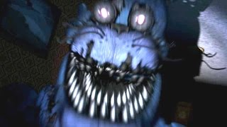BONNIE IS AT YOUR DOOR! - FIVE NIGHTS AT FREDDY'S 4 [2]
