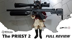 RTI Arms The PRIEST 2 (Full Review) World's Most Accurate PCP Airgun?
