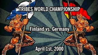 Starsiege: Tribes - Finland vs. Germany TWC (April 1st, 2000)