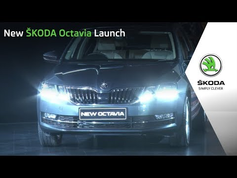 New ŠKODA Octavia Launch