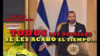 PRESIDENTE HACE EL LANZAMIENTO DE LA CICIES con el apoyo de la OEA
