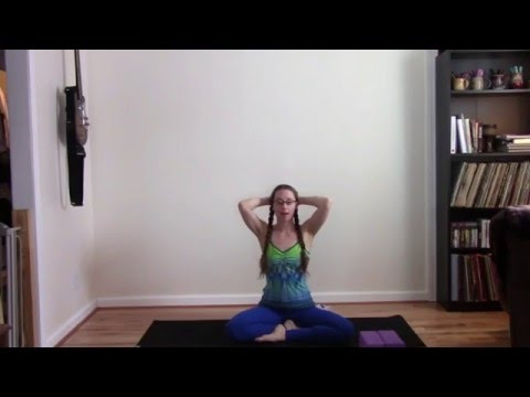 Yoga for Better Posture with Abigail Redman:  Full Length Class for Beginners
