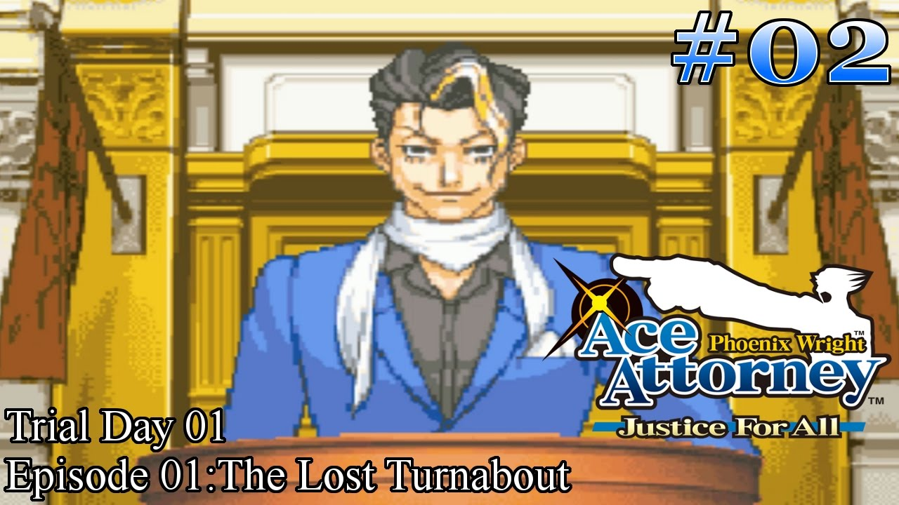 Justice Ill Served achievement in Phoenix Wright: Ace ...