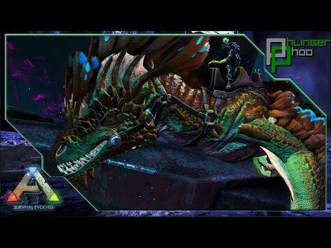 Ark: Aberration GE#18 - DRAKE EGG STEALING WITH EVO, SYNTAC AND EXTRA CHEESE