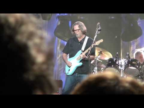 Eric Clapton/Steve Winwood (Presence Of The Lord)18/5/2010 LG Arena