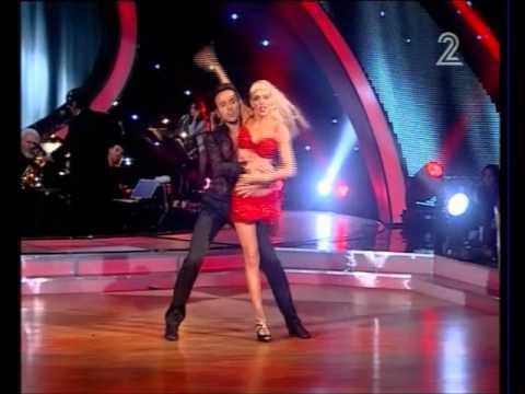 Emilia Attias En Bailando Por Un Sueño ISRAEL (2/3)