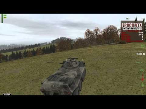 Угар! Покатушки на BTR 90 и BMP 2  [DayZ Epoch]