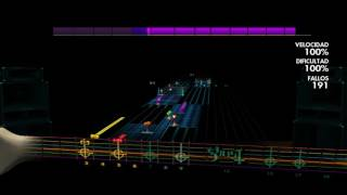 Eric Johnson - Song For George Rocksmith 2014
