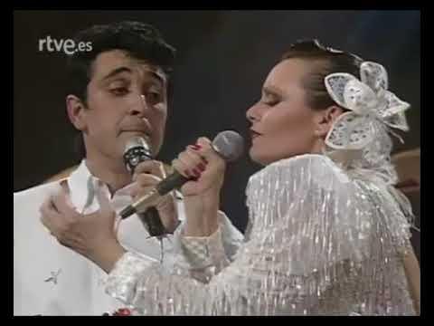 Rocío Dúrcal y Manolo García - Siempre estoy pensando en ti