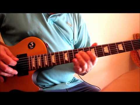 Aprende a tocar la escala Oriental para Guitarra  (Oriental Scale for Guitar)