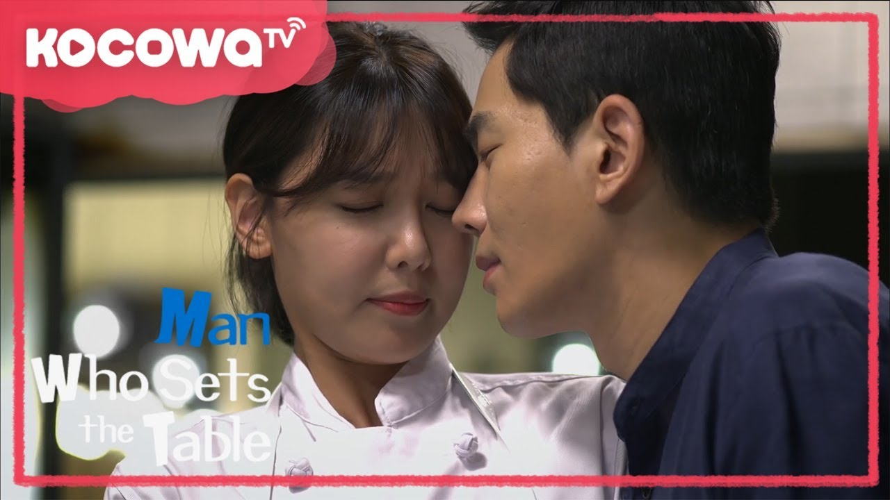 [Man Who Sets the Table] Ep 10_SNSD SooYoung's First Kiss Scene?!