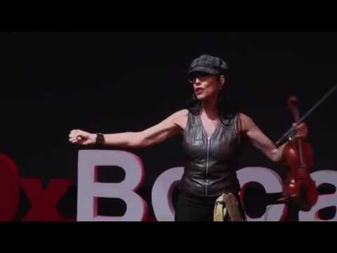 Music, the universal language: Randi Fishenfeld at TEDxBocaRaton