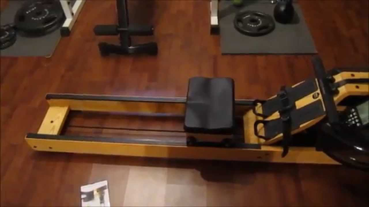 rower machine house of cards
