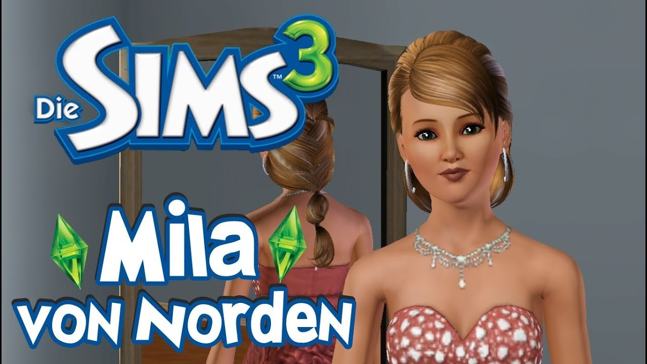 Die Sims 3 - Create a Sim/Erstelle einen Sim ~ Mila von ...