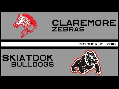 Football Claremore vs Skiatook