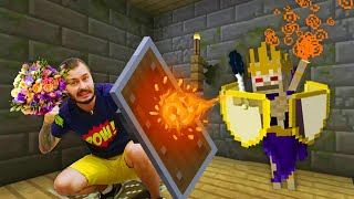 Minecraft игры битвы. Как победить моба Майнкрафт – ЛИЧА? Онлайн видео обзор мода Сумеречный Лес