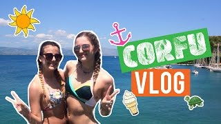 Corfu, Greece 2016 | Holiday Vlog | Alarah