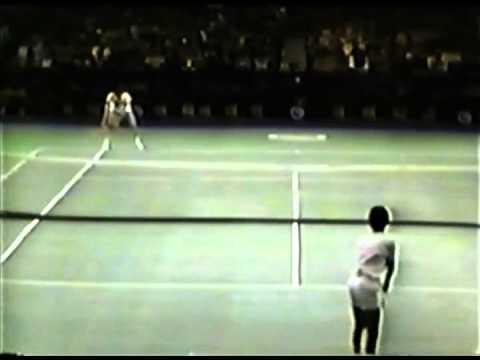 Ashe vs McEnroe Final - Master Cup 1978 - 03/13