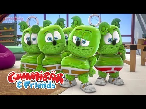 Gummibär And Friends 'Robo Gummy' The Gummy Bear Show Episode 3
