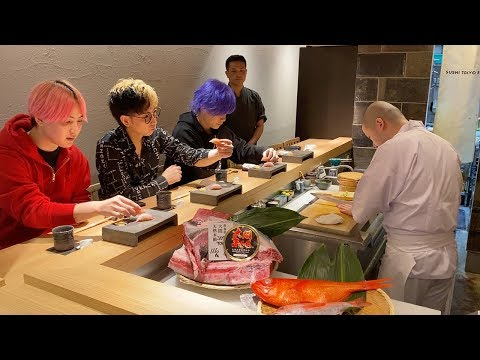 「大将、一番高いネタだけで」回らないお寿司で最も高価な握りを頼み続けたら会計いくらになる?