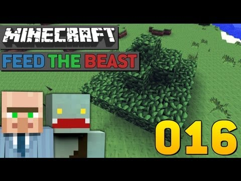 THAUMIUM! - #16 - Minecraft Feed The Beast