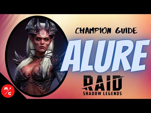 [F2P] | Alure Raid Shadow Legends | Fire Knight Specialist!  Even as the off affinity!