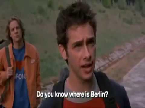 Euro Trip  Movie , 2004 . Bratislava  Scene
