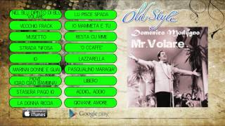Domenico Modugno Mr Volare Album Completo Full