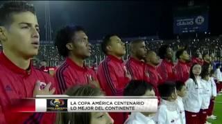 La Copa América lo mejor de la Concacaf y la Conmebol