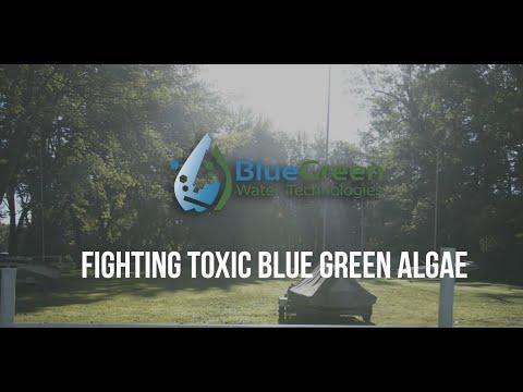 Blue Green Water Technologies - Fighting Toxic Blue Green Algae - The Story Of Chippewa Lake