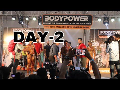 BODY POWER EXPO 2019 | DAY 2 | ANI RAY