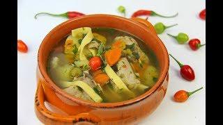 Stunning 30 Minute Chicken Soup | CaribbeanPot.com