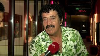 Antalyalı Müslüm Baba, 'Müslüm' filmini izlerken gözyaşlarını tutamadı