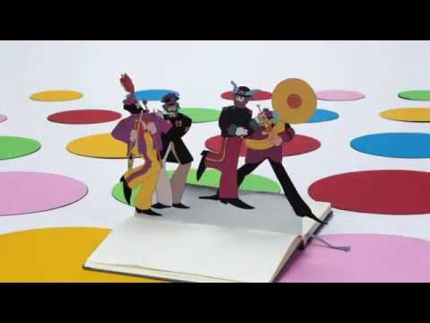 Moleskine and the Beatles. From Pepperland to Paperland.