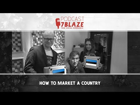 Social Media Podcast #25 – How to sell a country? – with Visit Estonia and Estonian World [Video]