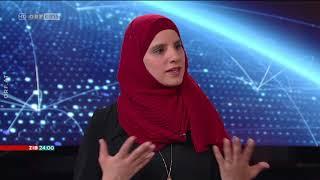 NMS-Direktor und Pädagogin Amani Abuzahra  zum Kopftuchverbot für Kinder