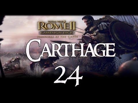 Rome 2: Hannibal at the Gates (Carthage - VH) #24 - Before Patavium