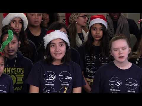 Tennyson Middle School Choir 4