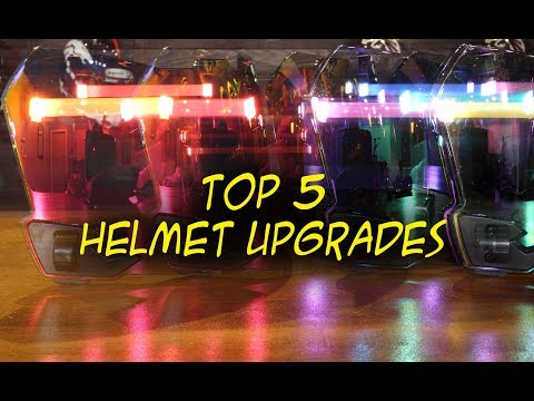 Thumbnail: Top 5 Helmet Upgrades for 2017
