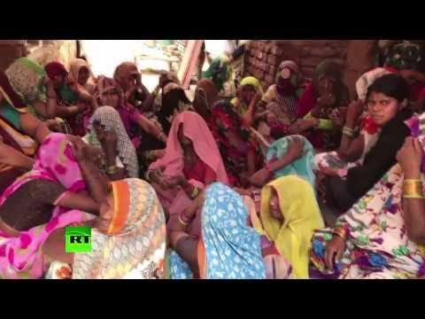 Песчаная буря в Индии унесла жизни более сотни людей