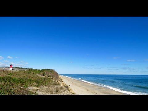 Postcard from Nauset Light Beach