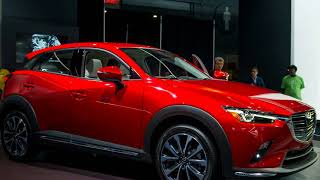 WOW... 2019 Mazda CX-3 Revealed Small Crossover, Smaller Changes